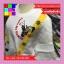 เสื้อแฟชั่น คอกลม แขนยาว บุกันหนาว ลายโดนัล สีขาว thumbnail 8