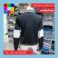 เสื้อคลุม แขนยาว ผ้า Poly Ester แต่งแถบ สีดำ thumbnail 10