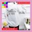 เสื้อคลุมแฟชั่น มีฮูด แขนยาว ผ้าร่ม ลาย Smile thumbnail 4