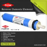 ไส้กรอง RO Membrane 50 GPD Filmtec USA.