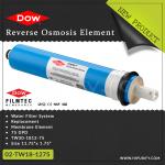 ไส้กรอง RO Membrane 75 GPD Filmtec USA.