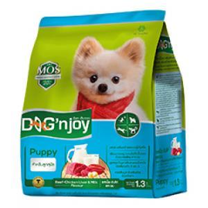 Dog'njoy สูตรลูกสุนัข 8 กิโลกรัม