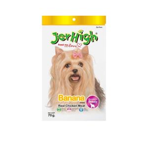 เจอร์ไฮ สติ๊ก กล้วย (Banana) 1โหล