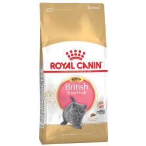 Royal Canin Cat Kitten British Shorthair แบ่งขาย 4กิโลกรัม ส่งฟรี