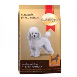 สมาร์ทฮาร์ท สุนัขโต พันธุ์เล็ก โกลด์ ฟิต&เฟิร์ม 10 กิโลกรัม ส่งฟรี