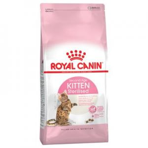 Royal Canin Cat Kitten Sterilised 2 กิโลกรัม