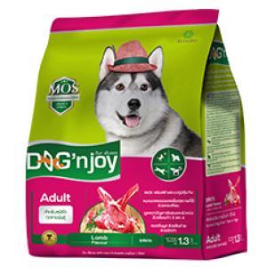 Dog'njoy สูตรเนื้อแกะ 20 กิโลกรัม
