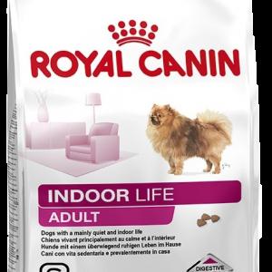 Royal Canin Indoor Life Adult 7.5 กิโลกรัม ส่งฟรี