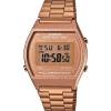 นาฬิกา CASIO ดิจิตอล สีพิ้งโกลด์ Pink Gold รุ่น B640WC-5A STANDARD DIGITAL ของแท้ รับประกันศูนย์ 1 ปี