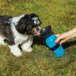 ขวดน้ำสุนัขพกพา Aqua Dog