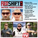 แว่นตัดแสงปรับโฟกัสใช้ได้ทั้งกลางวันและกลางคืน (RedShift)