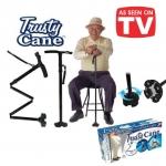 Trusty Cane Magic Cane ไม้เท้าช่วยเดิน ไม้ช่วยพยุงเดิน พับได้