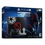 Playstation 4 - PRO STAR WARS BATTLEFRONT 2 LIMITED EDITION