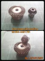 จำหน่าย-นำเข้า-รับผลิต เฟืองดอกจอก1:2 / S45Cชุบแข็งปลายฟัน m.1.5/18T/36T พร้อมส่งคะ ขายส่งและปลีก
