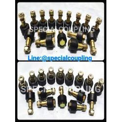 สกรูอัดยางขนาด id 8 x Od 24 x H 15mm M.8x 45mm. ขายส่งและปลีก