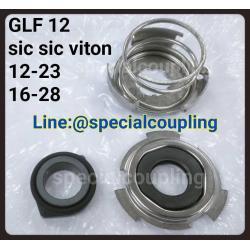 จำหน่ายMechanical seal GLF12 SIC SIC viton size 12-23,16-28mmพร้อมส่งคะ ขายส่งและปลีก