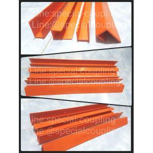 รับผลิตงานตามแบบ รับมีจำนวนคะ (ยางnr สีส้มความแข็ง 60 shore ขนาดกว้าง53มิล ยาว 605มิล พร้อมเจาะรู) ขายปลีกและส่ง