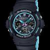 นาฬิกา Casio G-Shock Special Pearl Blue Neon Accent Color series รุ่น AWG-M100SPC-1A (ไม่วางขายในไทย) ของแท้ รับประกันศูนย์ 1 ปี