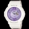 นาฬิกา คาสิโอ Casio Baby-G Neon Illuminator รุ่น BGA-161-7B1 ของแท้ รับประกันศูนย์ 1 ปี