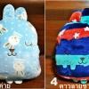 หมอนผ้าห่มคราฟ Craft หมอนคราฟ หมอนผ้าห่มนาโน หมอนนุ่มนิ่ม (มือสอด ในหมอนได้)