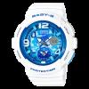 นาฬิกา Casio Baby-G ANALOG-DIGITAL Beach Traveler series รุ่น BGA-190GL-7B ของแท้ รับประกันศูนย์ 1 ปี