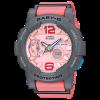 นาฬิกา คาสิโอ Casio Baby-G Standard ANALOG-DIGITAL รุ่น BGA-180-4B2 สีชมพูโอรส ของแท้ รับประกันศูนย์ 1 ปี