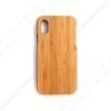 เคสไม้แท้ iPhone X ไม้ไผ่