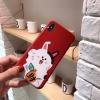 เคส iPhone แมวกวัก แมวนำโชค สีแดง
