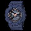 นาฬิกา BABY-G G-SHOCK CASIO สียีนส์ DENIM'D COLOR รุ่น BA-110DE-2A1 SPECIAL COLOR ของแท้ รับประกันศูนย์ 1 ปี