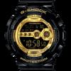 นาฬิกา CASIO G-SHOCK รุ่น GD-100GB-1 GOLD&BLACK SPECIAL COLOR SERIES ของแท้ รับประกัน 1 ปี