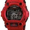 นาฬิกา คาสิโอ Casio G-Shock Limited Rare item หายาก รุ่น GW-7900RD-4ER Burning Red (ไม่มีขายในไทย) [EUROPE] หายากมาก ของแท้ รับประกันศูนย์ 1 ปี