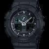 นาฬิกา คาสิโอ Casio G-Shock Limited Military Black Series รุ่น GA-100MB-1A หายาก ของแท้ รับประกันศูนย์ 1 ปี