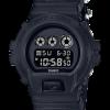 นาฬิกา CASIO G-SHOCK รุ่น DW-6900BBN-1 (สายผ้า) LIMITED BLACK OUT BASIC SERIES ของแท้ รับประกัน 1 ปี