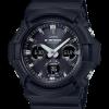 นาฬิกา Casio G-Shock Standard ANALOG-DIGITAL Tough Solar GAS-100 series รุ่น GAS-100B-1A (สีดำล้วน) ของแท้ รับประกัน1ปี