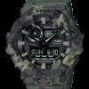 นาฬิกา Casio G-Shock Limited GA-700CM Camouflage series รุ่น GA-700CM-3A (พรางเขียว) ของแท้ รับประกันศูนย์ 1 ปี