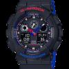 นาฬิกา Casio G-SHOCK Limited Layered Tricolor series รุ่น GA-100LT-1A ของแท้ รับประกันศูนย์ 1 ปี
