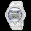 นาฬิกา Casio Baby-G STANDARD DIGITAL รุ่น BG-169R-7E (Jelly ขาวม่วง) ของแท้ รับประกันศูนย์ 1 ปี