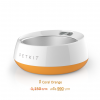 ถาดให้อาหารสัตว์เลี้ยง Smart Bowl - PETKIT Fresh Metal รุ่นมีเครื่องชั่งดิจิตอลในตัว วัสดุ Stainless สี Coral Orange
