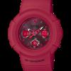 นาฬิกา Casio G-Shock 35th Anniversary Limited RED OUT 3rd series รุ่น AWG-M535C-4AJR (ไม่วางขายในไทย นำเข้า Japan) ของแท้ รับประกันศูนย์ 1 ปี