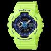 นาฬิกา Casio Baby-G Punching Pattern series รุ่น BA-110PP-3A (สายลายฉลุ) ของแท้ รับประกัน1ปี