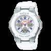 นาฬิกา Casio Baby-G White Tricolor series รุ่น BGA-110TR-7B ของแท้ รับประกันศูนย์ 1 ปี