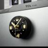 นาฬิกาแม่เหล็กติดตู้เย็น ขนาด 8.5 ซม gear37