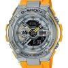 นาฬิกา Casio G-Shock G-STEEL GST-410 series รุ่น GST-410-9A (ไม่วางขายในไทย) ของแท้ รับประกันศูนย์ 1 ปี