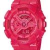 นาฬิกา คาสิโอ Casio G-Shock Limited Hyper Color รุ่น GA-110B-4 (ชมพูล้วน) ของแท้ รับประกันศูนย์ 1 ปี