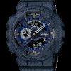 นาฬิกา G-SHOCK CASIO สียีนส์ DENIM'D COLOR รุ่น GA-110DC-1 SPECIAL COLOR ของแท้ รับประกันศูนย์ 1 ปี