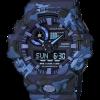 นาฬิกา Casio G-Shock Limited GA-700CM Camouflage series รุ่น GA-700CM-2A (พรางน้ำเงิน) ของแท้ รับประกันศูนย์ 1 ปี