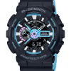 นาฬิกา Casio G-Shock Special Pearl Blue Neon Accent Color series รุ่น GA-110PC-1A ของแท้ รับประกันศูนย์ 1 ปี