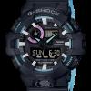 นาฬิกา Casio G-Shock Special Pearl Blue Neon Accent Color series รุ่น GA-700PC-1A ของแท้ รับประกันศูนย์ 1 ปี