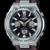 นาฬิกา CASIO G-SHOCK G-STEEL series รุ่น GST-S130L-1A ของแท้ รับประกัน 1 ปี