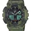 นาฬิกา Casio G-Shock Limited model Marble Camouflage series รุ่น GA-100MM-3A ของแท้ รับประกันศูนย์ 1 ปี
